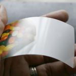 名刺プラチナホワイトカード